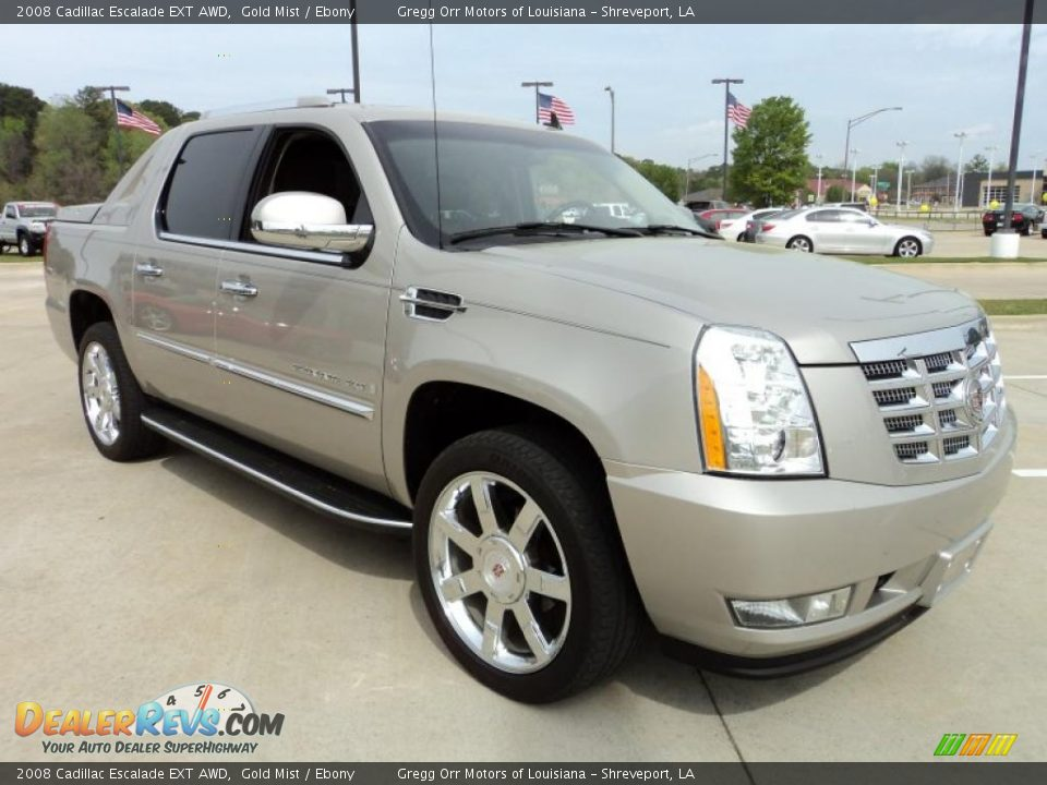 2008 cadillac escalade ext new cars used cars car html autos weblog. Black Bedroom Furniture Sets. Home Design Ideas