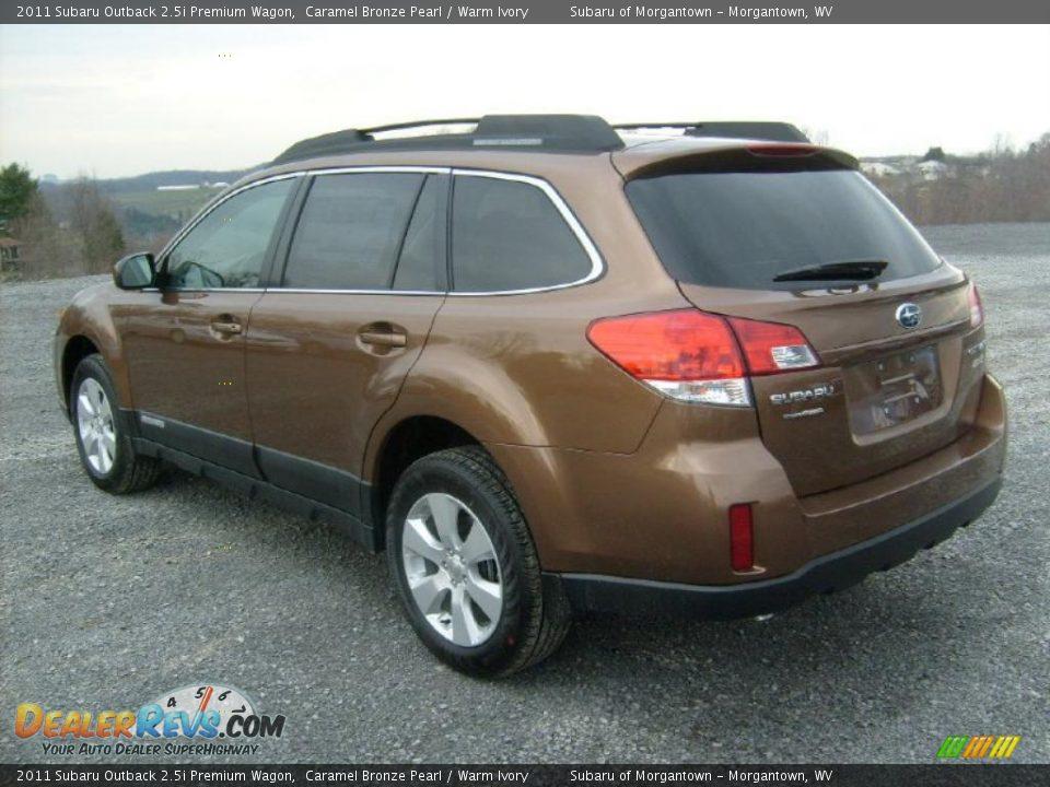 2011 subaru outback premium wagon caramel bronze. Black Bedroom Furniture Sets. Home Design Ideas