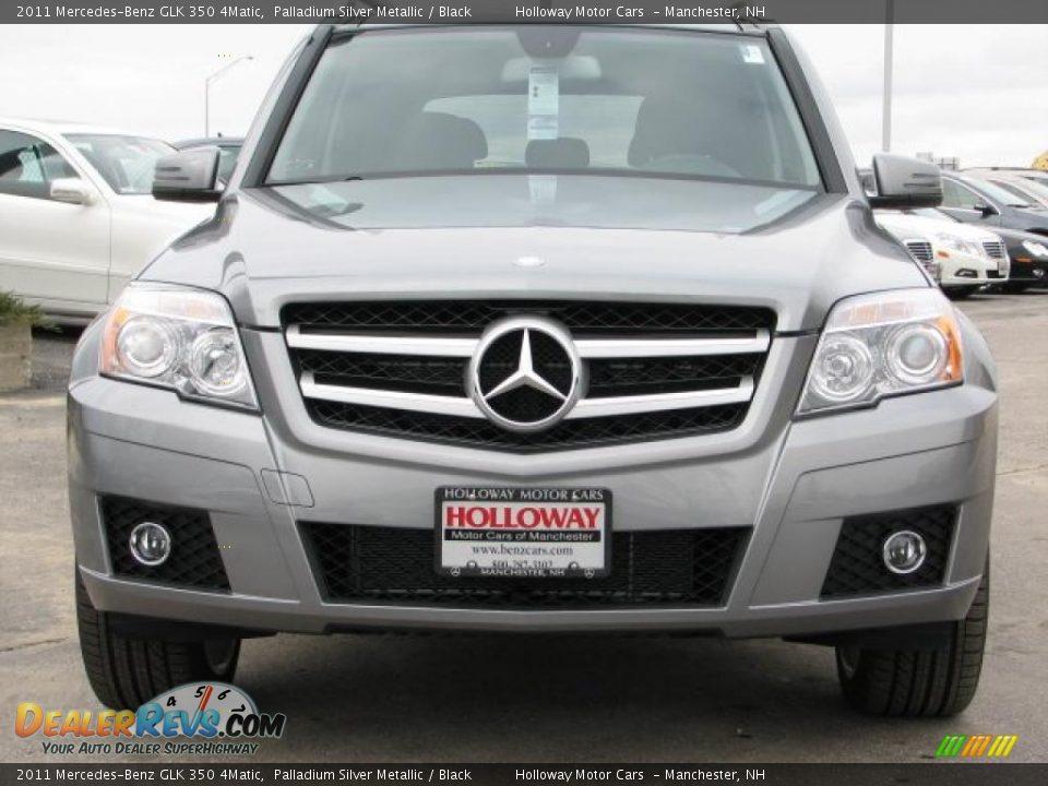 2011 mercedes benz glk 350 4matic palladium silver for Mercedes benz glk 2011