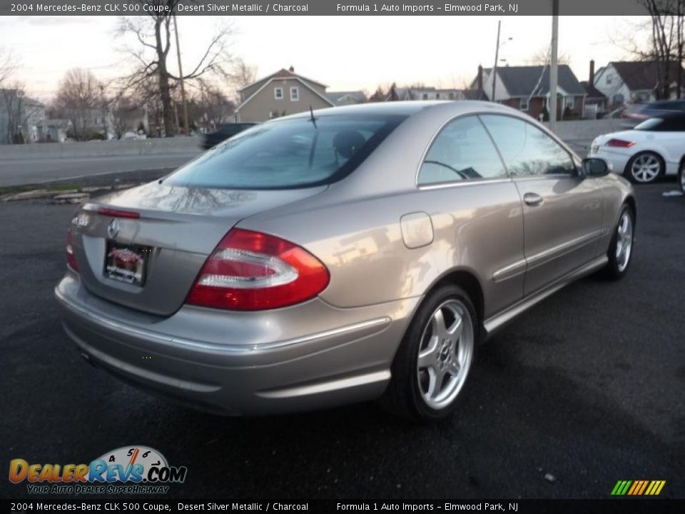 2004 mercedes benz clk500 coupe for 2004 mercedes benz clk 500