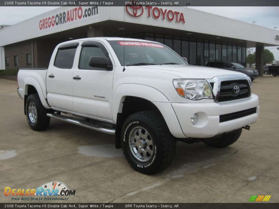 Used Toyota Tacoma Double Cab 4x4 Autos Post