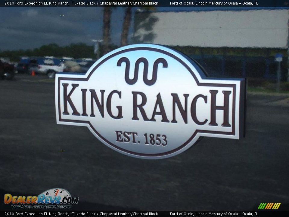 2010 Ford Expedition EL King Ranch Logo Photo #10