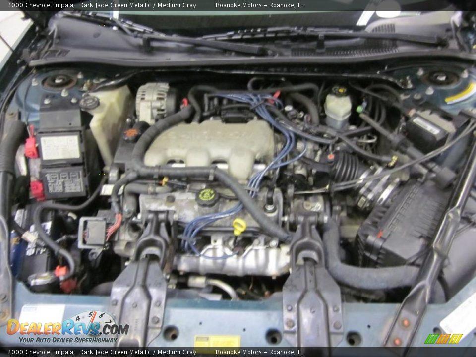 2000 chevrolet impala 3 4 liter ohv 12 valve v6 engine. Black Bedroom Furniture Sets. Home Design Ideas
