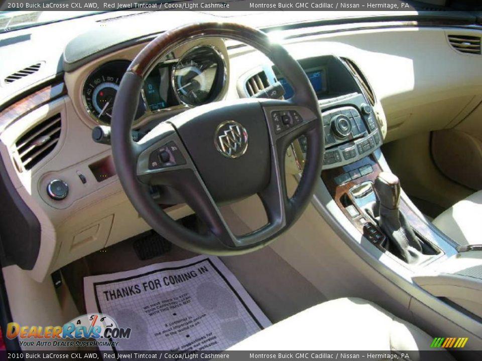 2010 Buick Lacrosse Cxl Autos Weblog