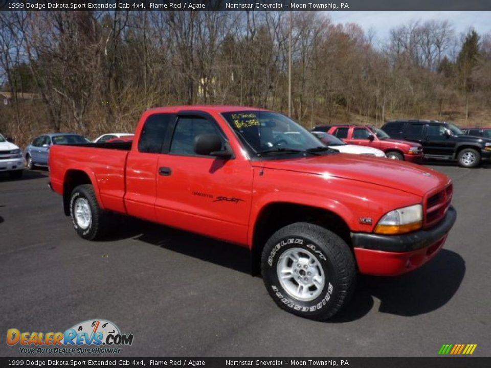 Photo on 1999 Dodge Dakota Sport 4x4