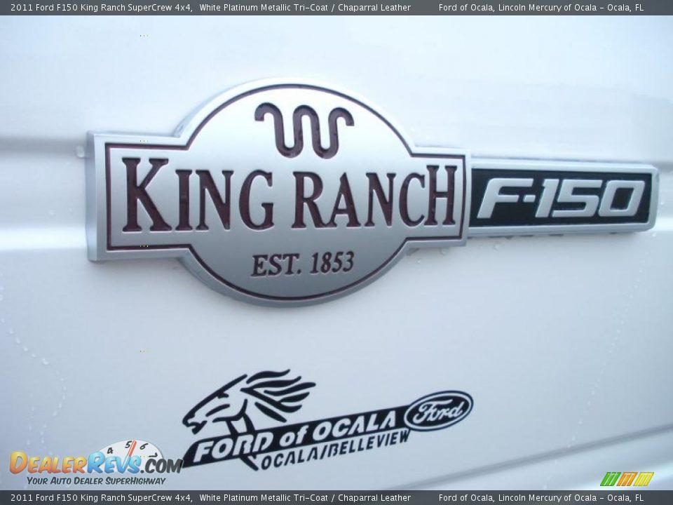 2011 Ford F150 King Ranch SuperCrew 4x4 Logo Photo #4
