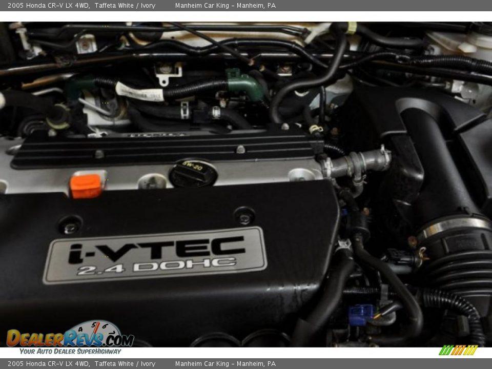 2005 honda cr v lx 4wd 2 4l dohc 16v i vtec 4 cylinder for 2017 honda cr v engine 2 4 l 4 cylinder lx