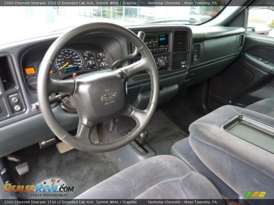Graphite interior 2000 chevrolet silverado 1500 ls - 2000 chevy silverado 1500 interior ...