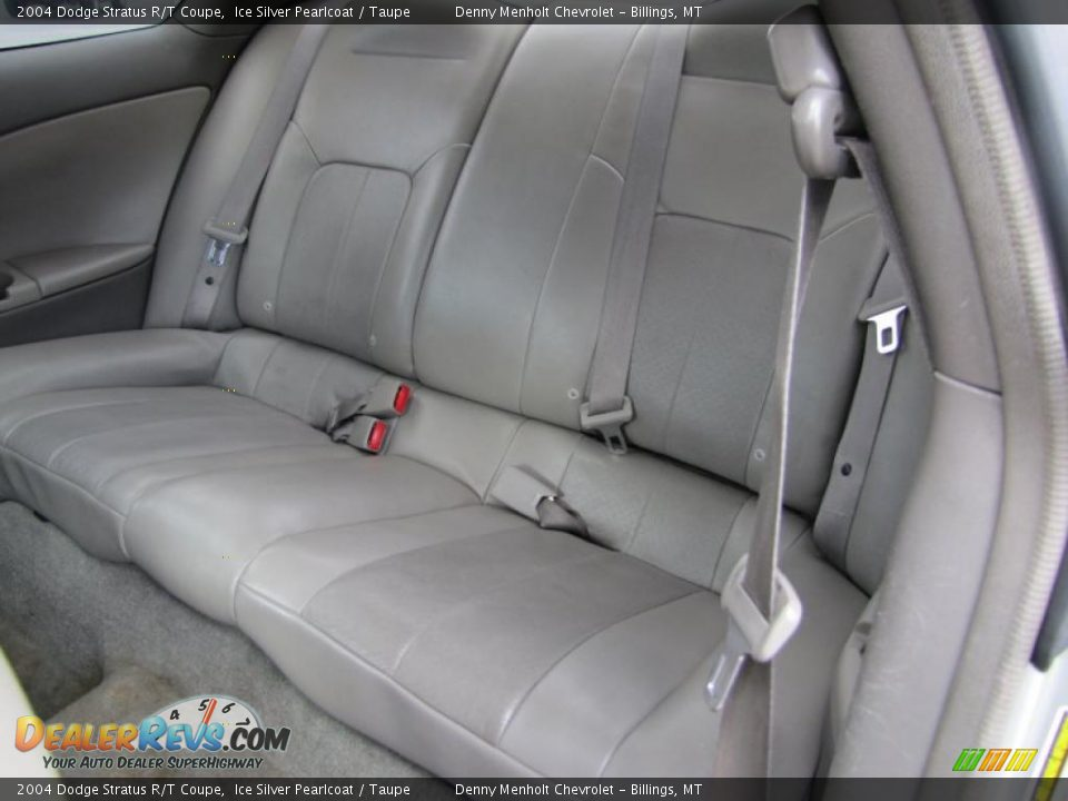 taupe interior   2004 dodge stratus r t coupe photo 10 dealerrevs
