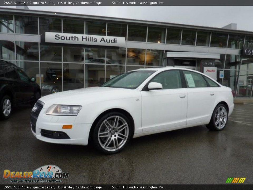Audi Ibis White | Autos Post