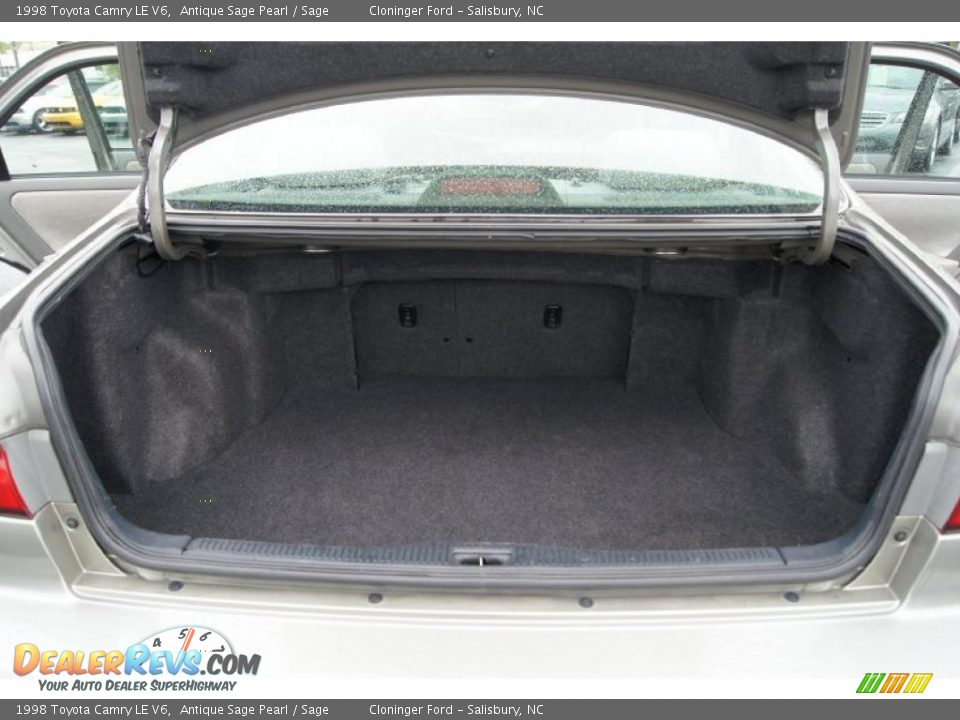 1998 toyota camry le v6 trunk photo 11. Black Bedroom Furniture Sets. Home Design Ideas