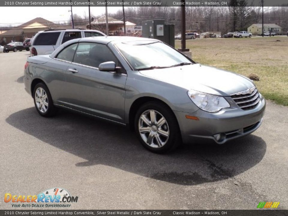2010 chrysler sebring convertible submited images pic2fly