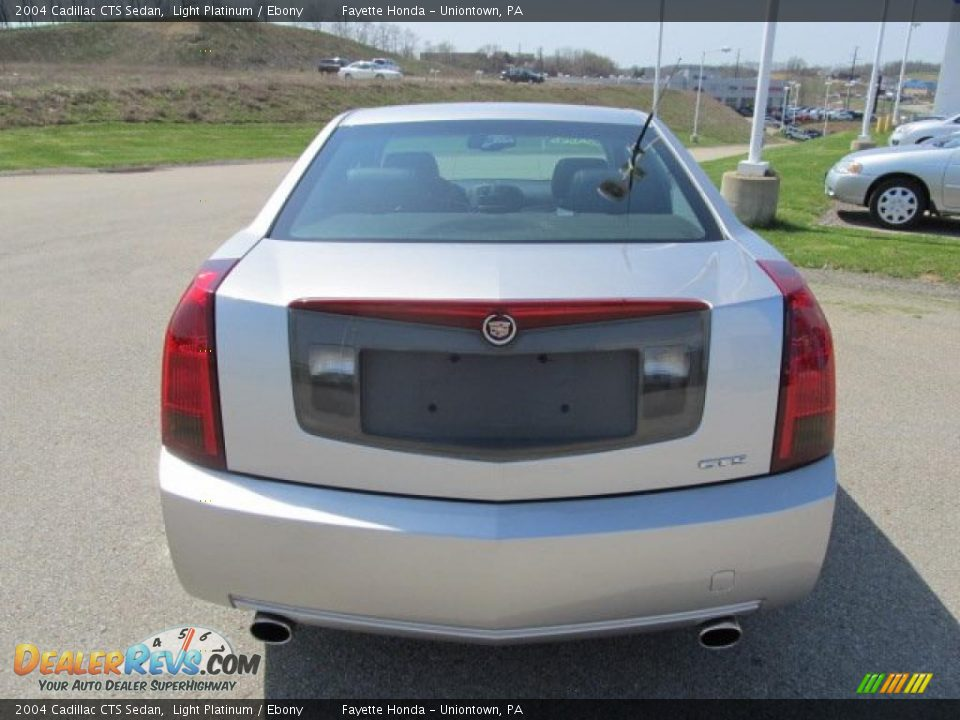 2004 Cadillac cts backup light cover