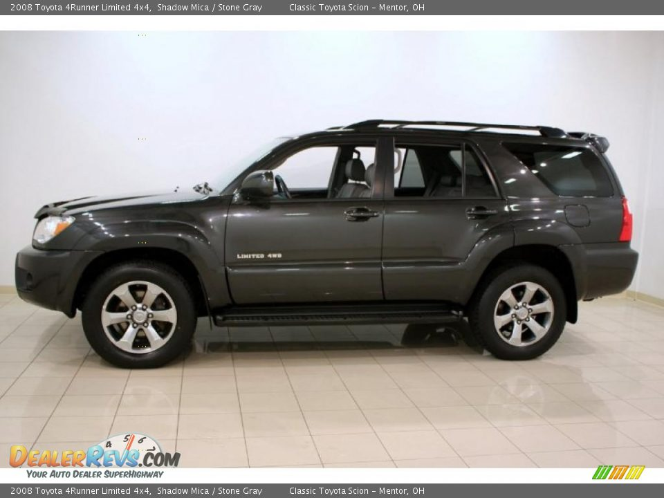 Shadow Mica 2008 Toyota 4runner Limited 4x4 Photo 4