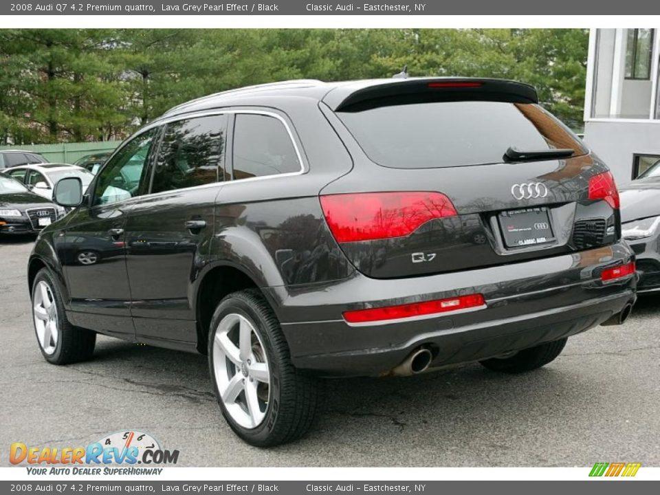 2008 Audi Q7 4 2 Premium Quattro Lava Grey Pearl Effect