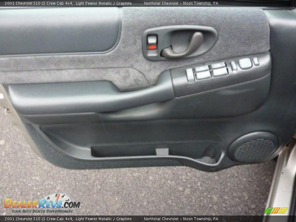 Door panel of 2001 chevrolet s10 ls crew cab 4x4 photo 11 for Chevy s10 interior door panels