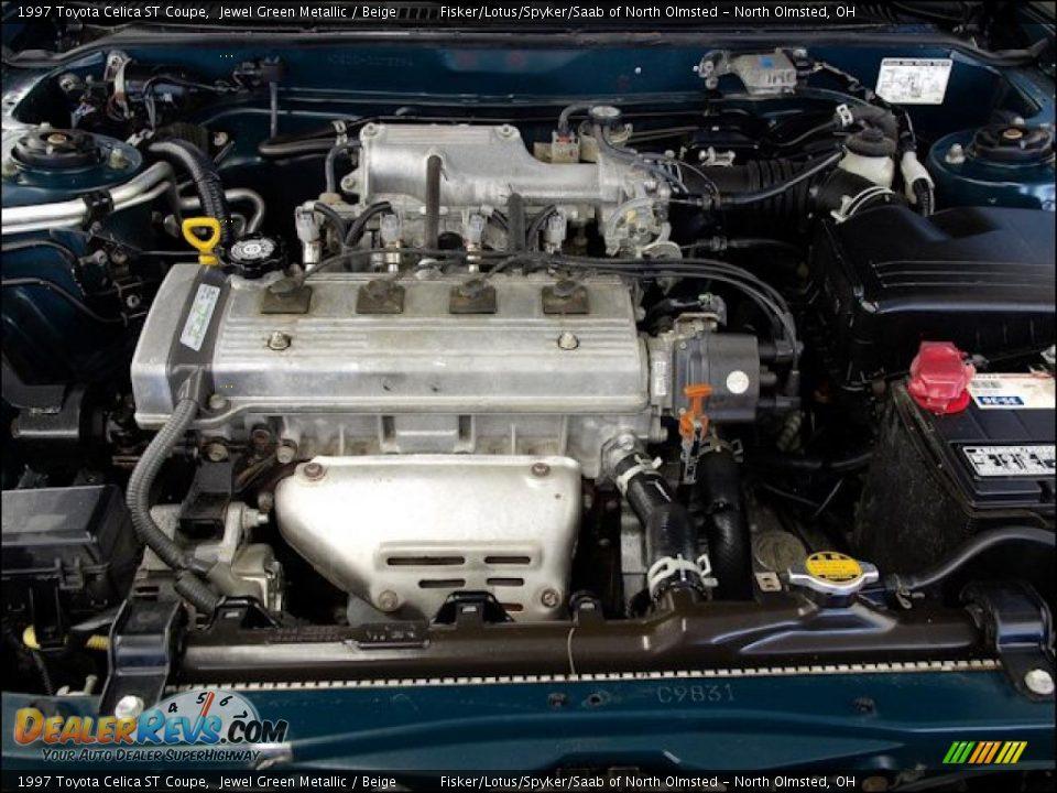 1997 Toyota Celica St Coupe 1 8 Liter Dohc 16