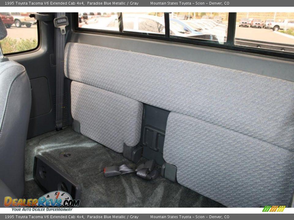1995 Toyota Tacoma 4x4 Car Interior Design