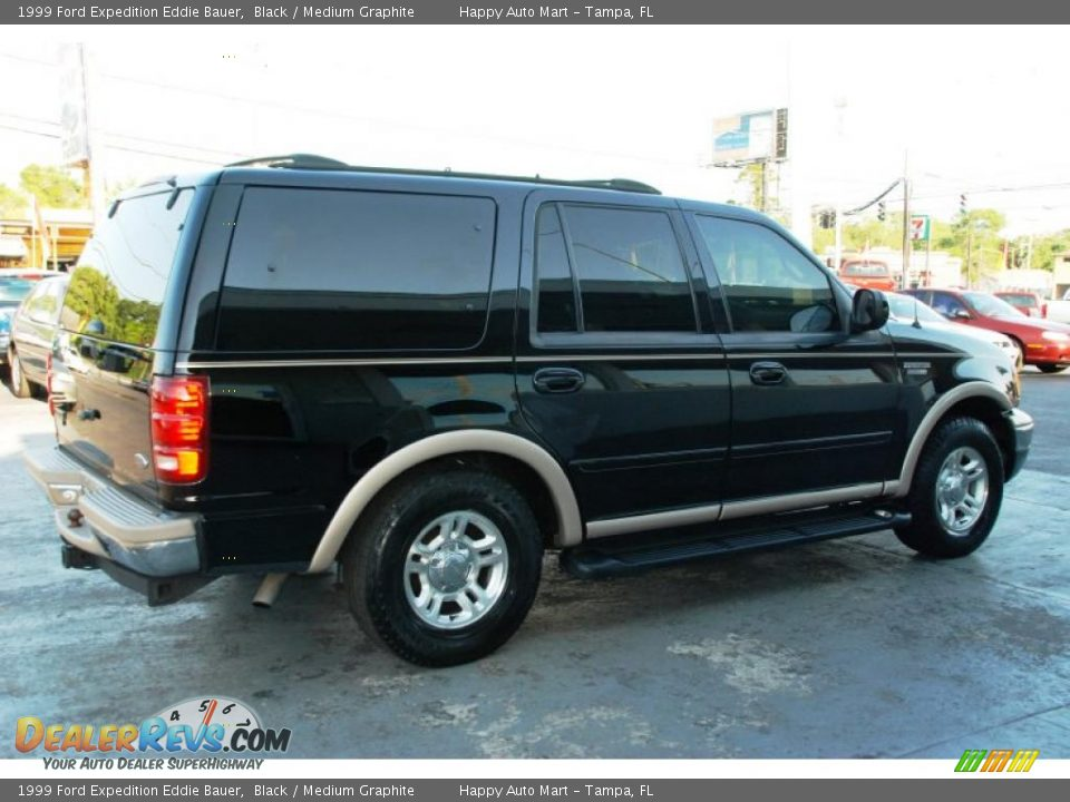 1999 ford expedition eddie bauer black medium graphite photo 4. Black Bedroom Furniture Sets. Home Design Ideas