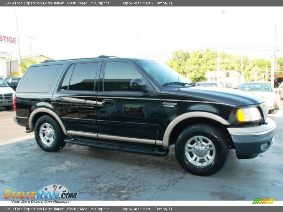 1999 ford expedition eddie bauer black medium graphite. Black Bedroom Furniture Sets. Home Design Ideas