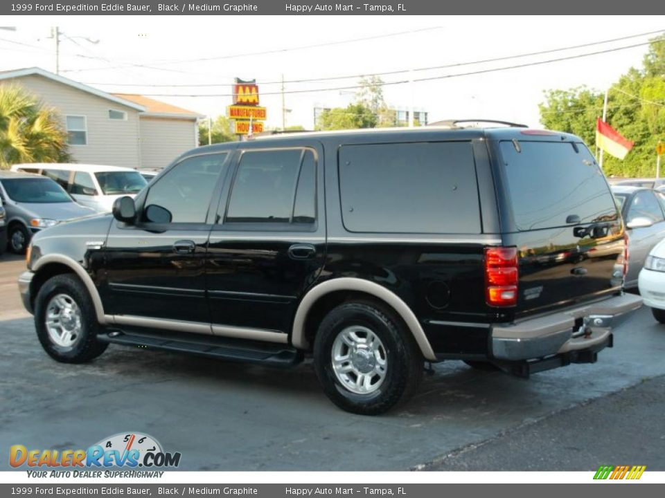 1999 ford expedition eddie bauer black medium graphite photo 9 dealerrevs com dealerrevs com