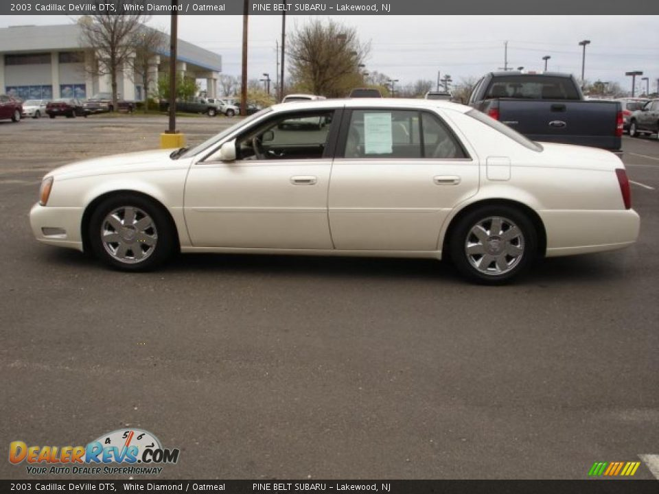 white diamond 2003 cadillac deville dts photo 9. Cars Review. Best American Auto & Cars Review
