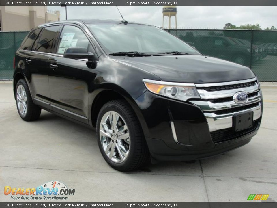 2011 ford edge limited tuxedo black metallic charcoal. Black Bedroom Furniture Sets. Home Design Ideas