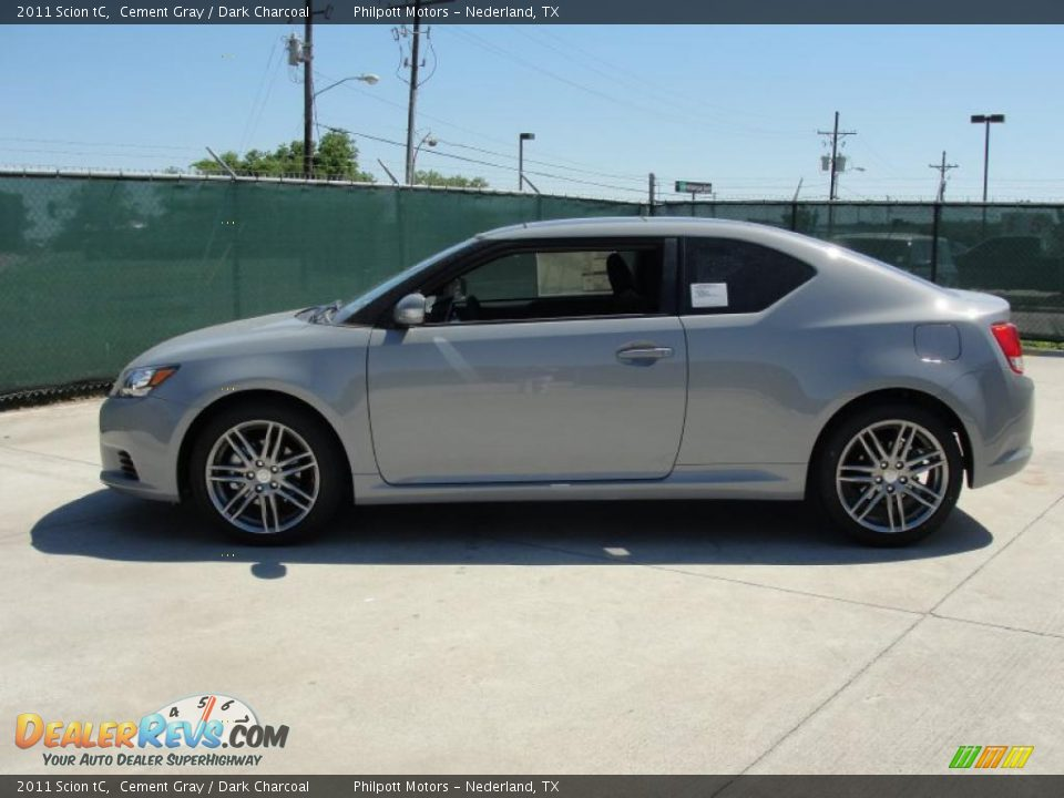 Scion Cement Grey : Cement gray scion tc photo dealerrevs