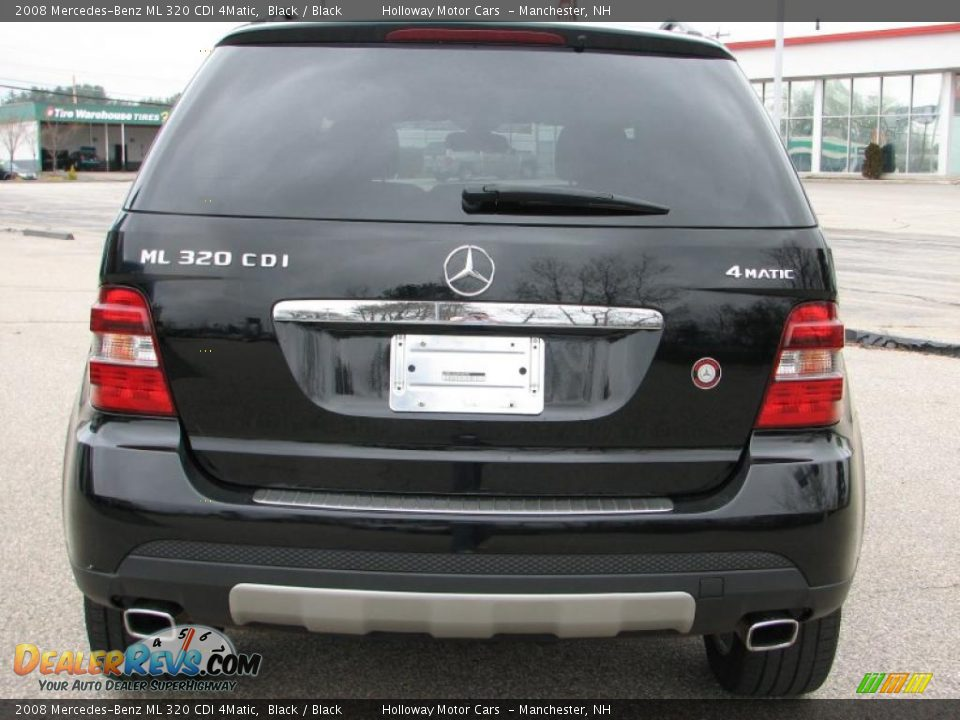 2008 mercedes benz ml 320 cdi 4matic logo photo 4. Black Bedroom Furniture Sets. Home Design Ideas