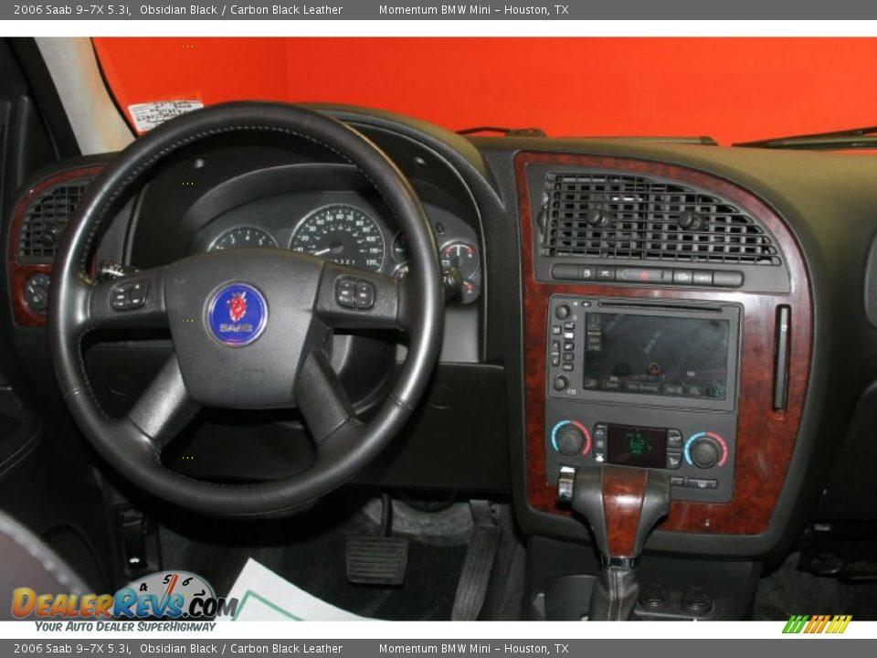 Dashboard Of 2006 Saab 9 7x 5 3i Photo 5 Dealerrevs Com