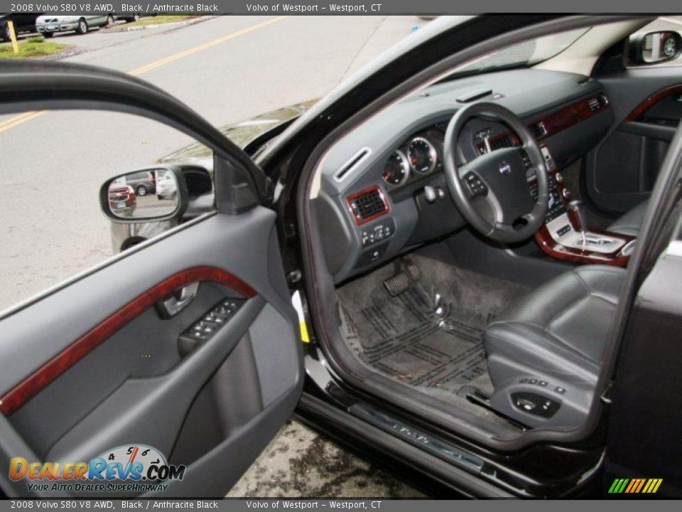 Volvo S80 2008 Interior Interior 2008 Volvo S80