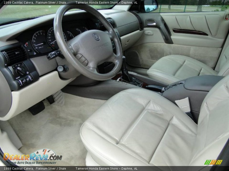 Shale Interior 1999 Cadillac Catera Photo 12