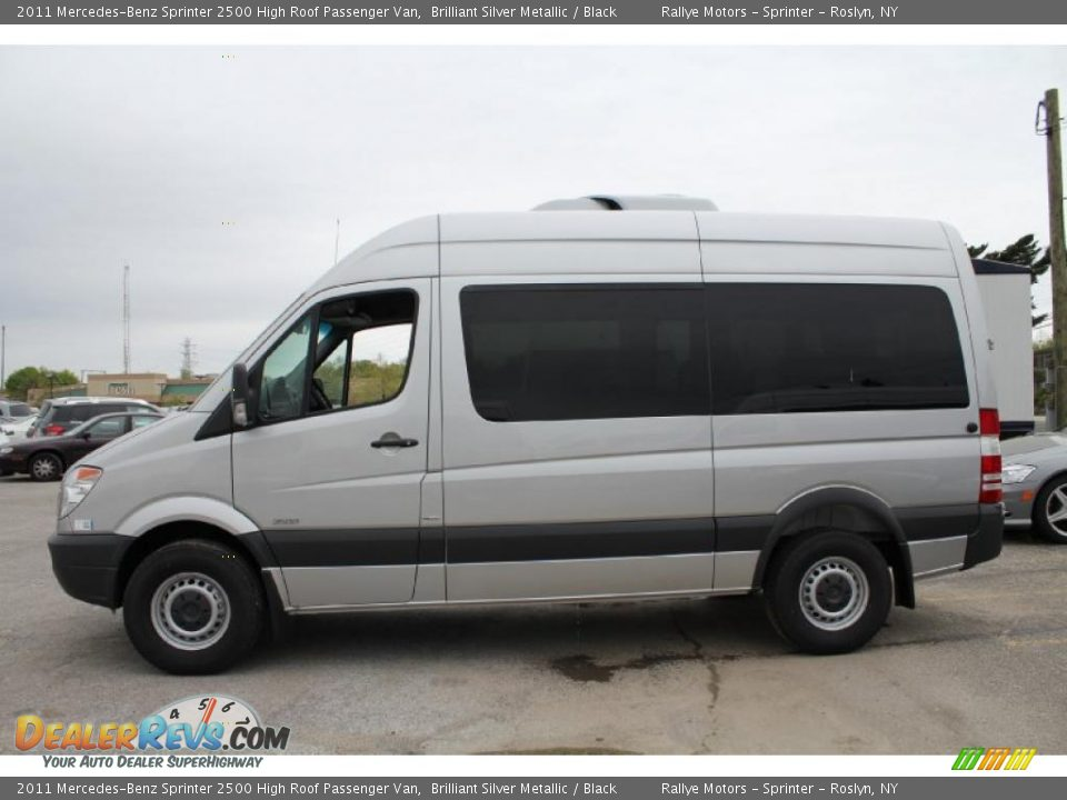2011 mercedes benz sprinter 2500 high roof passenger van for 2011 mercedes benz sprinter 2500