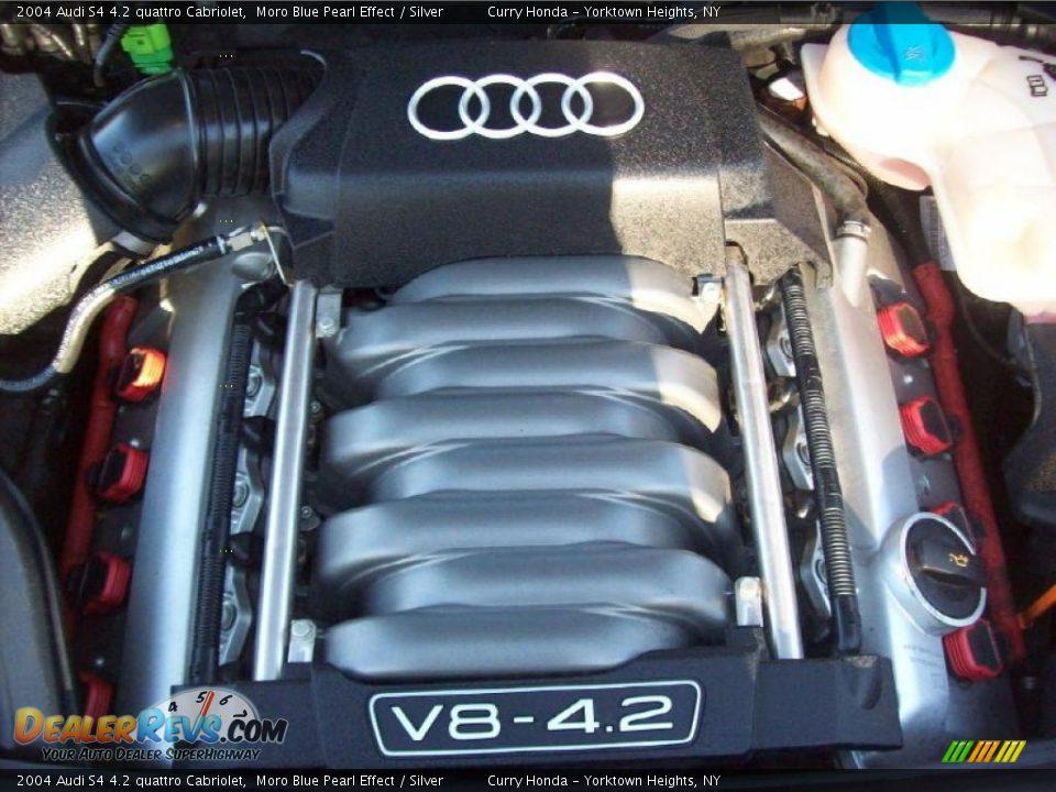 2004 audi s4 4 2 quattro cabriolet 4 2 liter dohc 40 valve. Black Bedroom Furniture Sets. Home Design Ideas