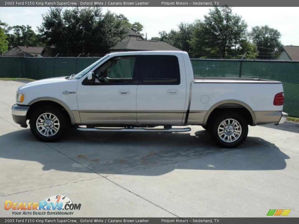 2003 Ford F150 King Ranch Supercrew 4x4 Pictures Html