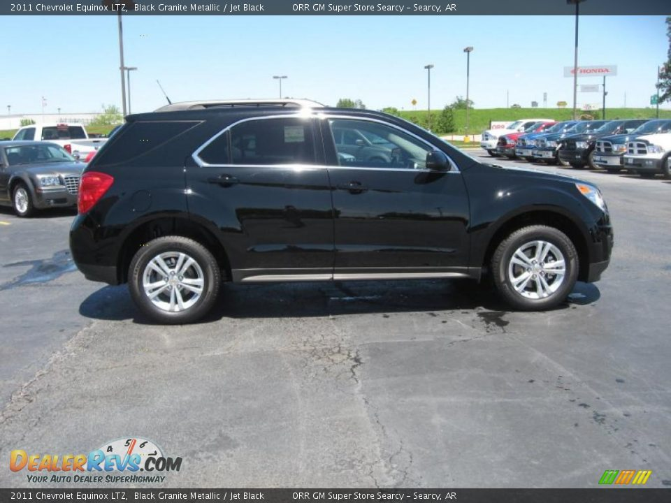 2017 Chevrolet Equinox Ltz >> Black Granite Metallic 2011 Chevrolet Equinox LTZ Photo #4 | DealerRevs.com