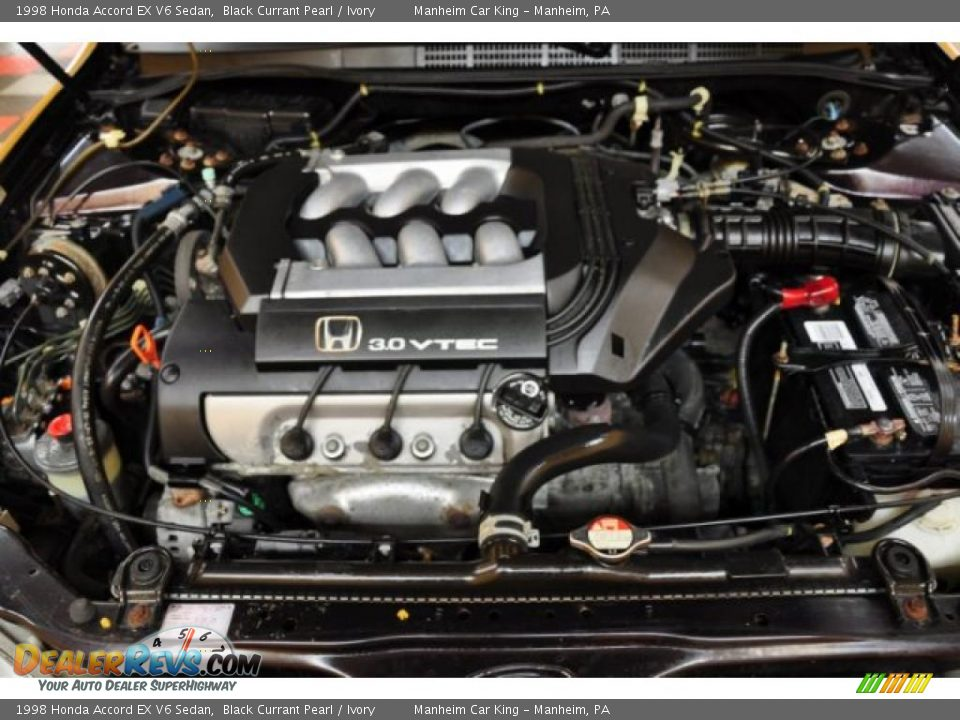 Engine For 1998 Honda Accord V6