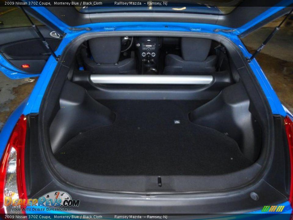 2009 Nissan 370z Coupe Trunk Photo 12 Dealerrevs Com