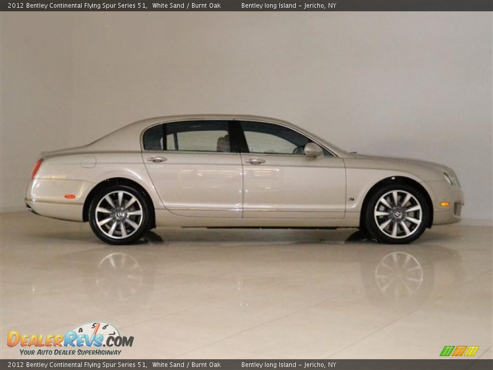 White Sand 2012 Bentley Continental Flying Spur Series 51 Photo 6