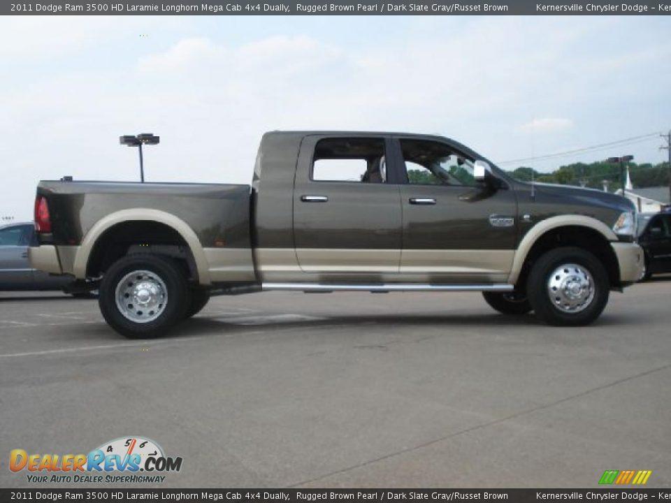 Dodge Ram 3500 Laramie Longhorn Mega Cab