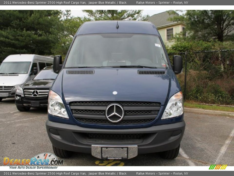 2011 mercedes benz sprinter 2500 high roof cargo van for 2011 mercedes benz sprinter 2500