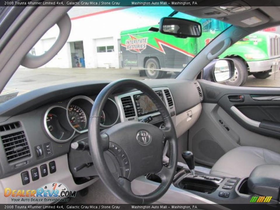 2017 toyota 4runner interior 2017 toyota 4runner limited interior