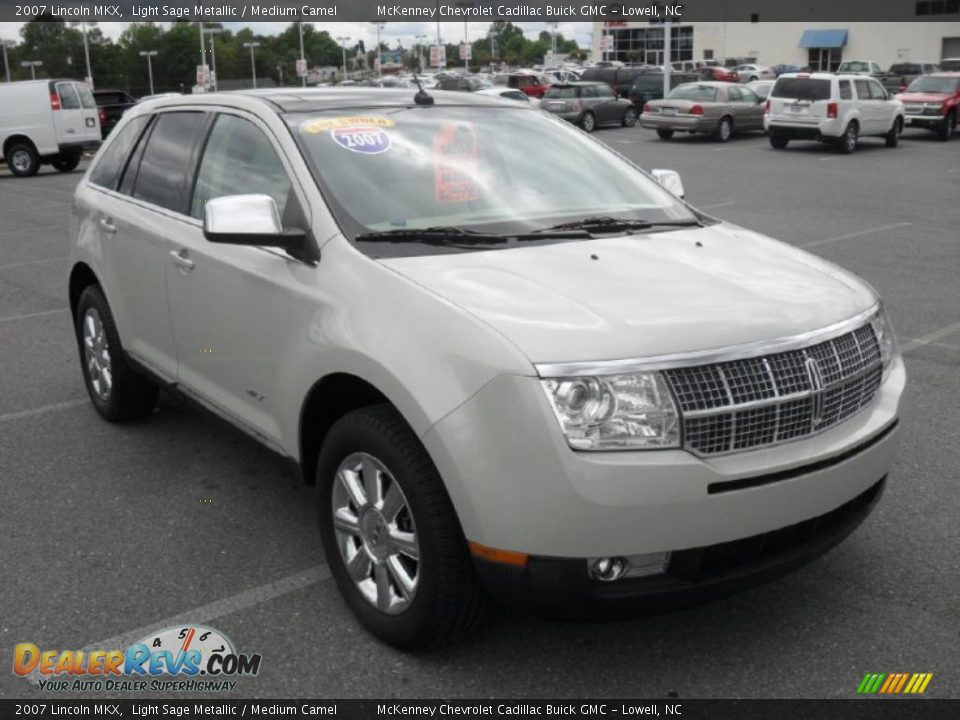 2007 lincoln mkx html