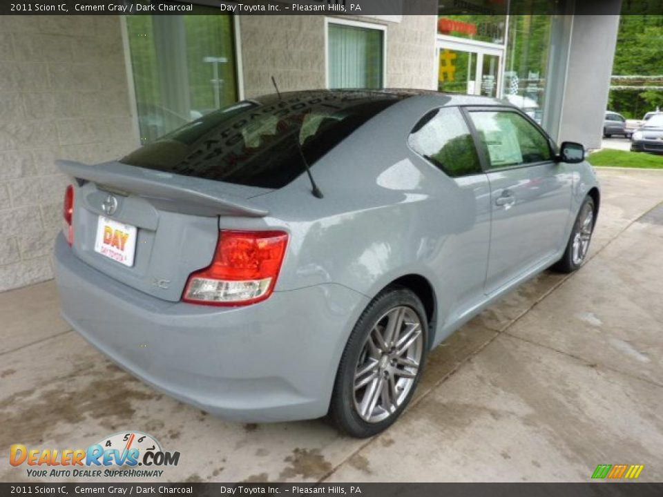 Scion Cement Grey : Scion tc cement gray dark charcoal photo