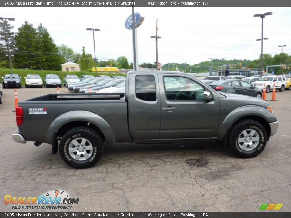 2005 nissan frontier nismo storm gray metallic 2005 nissan. Black Bedroom Furniture Sets. Home Design Ideas