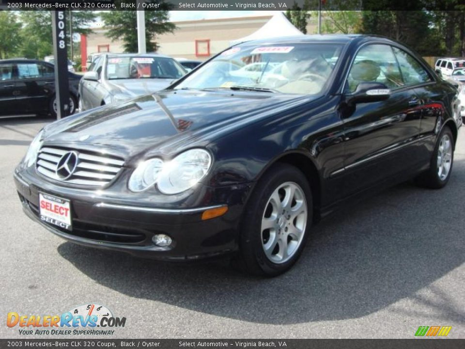 2003 mercedes benz clk 320 coupe black oyster photo 2 for 2003 mercedes benz clk