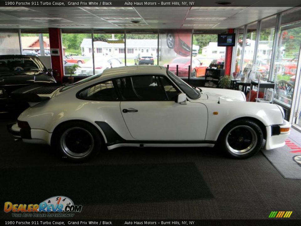 grand prix white 1980 porsche 911 turbo coupe photo 13. Black Bedroom Furniture Sets. Home Design Ideas