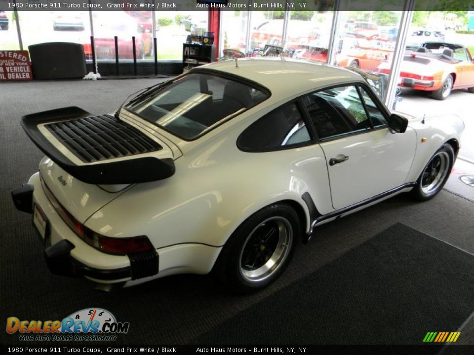 grand prix white 1980 porsche 911 turbo coupe photo 15. Black Bedroom Furniture Sets. Home Design Ideas