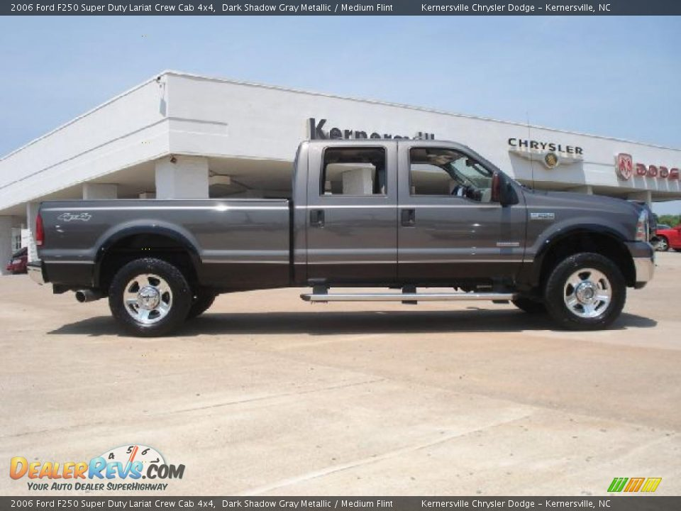 2006 ford f250 super duty lariat crew cab 4x4 dark shadow. Black Bedroom Furniture Sets. Home Design Ideas