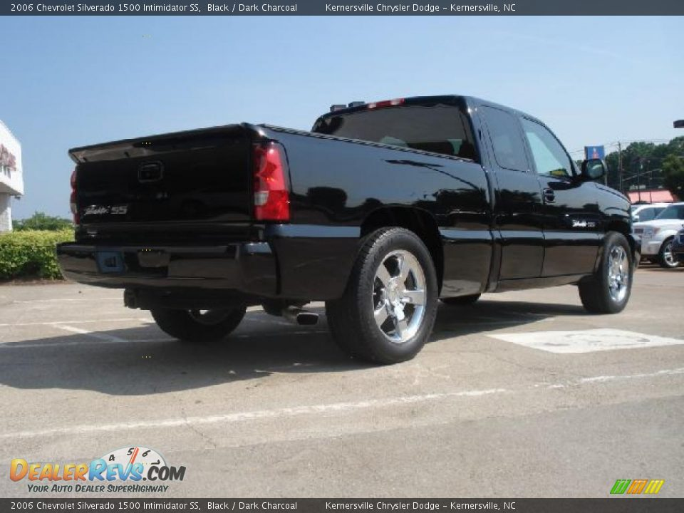 2006 chevrolet silverado ss intimidator autos post. Black Bedroom Furniture Sets. Home Design Ideas
